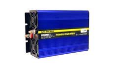 Carspa P2000 12V/230V 2000W USB, čistá sinusovka