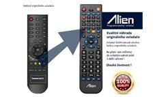 Dálkový ovladač ALIEN Homecast HT2100T2 - náhrada