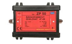 Ivo ZP50 linkový zesilovač 47dB s regulací zisku