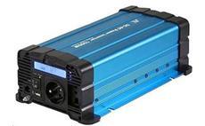 Měnič napětí Solarvertech FS1000 24V/230V 1000W + USB, čistá sinusovka