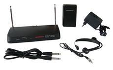 Mikrofon bezdrátový WR108DR+VT22P+HM-12
