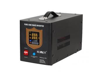 Zdroj záložní KEMOT PROsinus 700W 12V